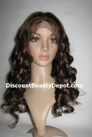 Body Wavy Lace Front Color #2