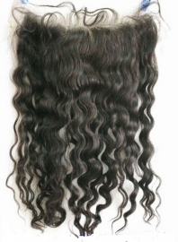 Deep Wavy Lace Frontal