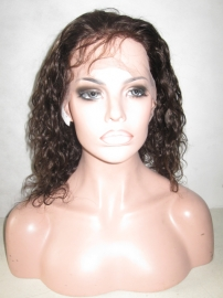 Wavy Lace front Wig Color #2